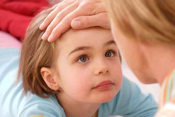 children and illness